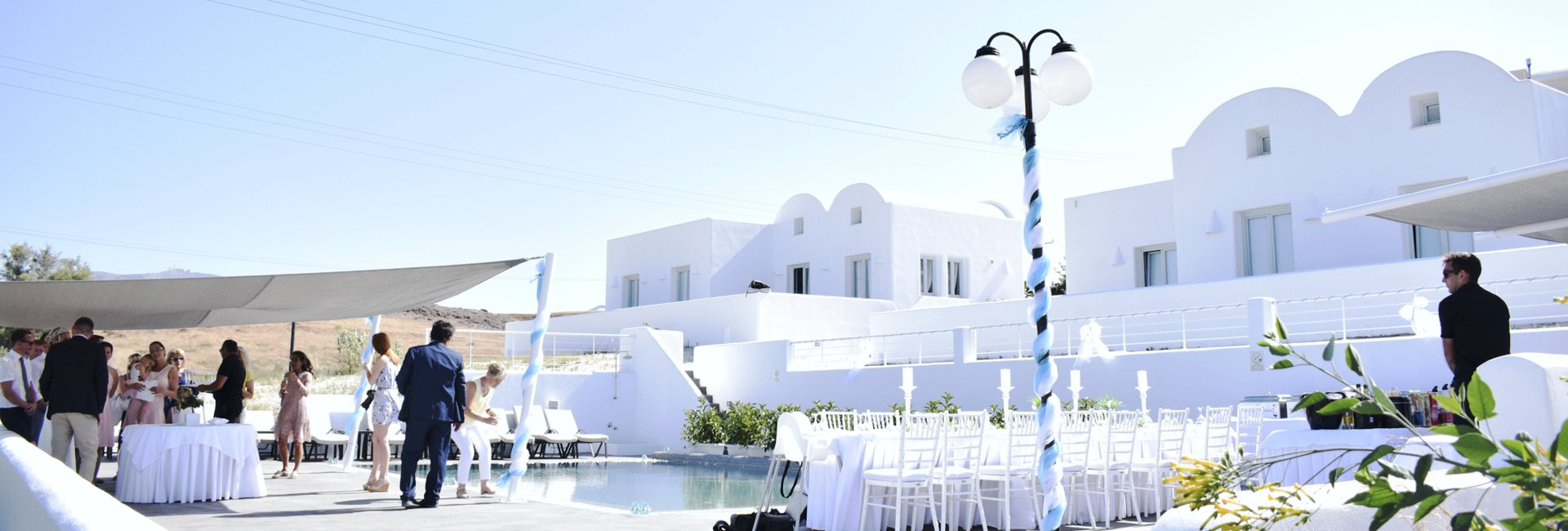 Affordable Wedding & Honeymoon in Santorini