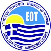 Licenced by the Greek National Tourist Organization